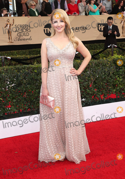 Melissa Rauch Photo - 29 January 2017 - Los Angeles California - Melissa Rauch 23rd Annual Screen Actors Guild Awards held at The Shrine Expo Hall Photo Credit F SadouAdMedia
