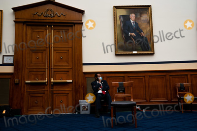 Al Green Photo - United States Representative Al Green (Democrat of Texas) listens during a hearing with Peter T Gaynor Administrator of Federal Emergency Management Agency (FEMA) and the United States House Committee on Homeland Security on Capitol Hill in Washington DC on July 22nd 2020Credit Anna Moneymaker  Pool via CNPAdMedia