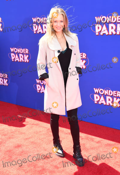 Aj Cook Photo - 10 March 2019 - Westwood California - AJ Cook Wonder Parker Los Angeles Premiere held at Regency Village Theater Photo Credit Birdie ThompsonAdMedia