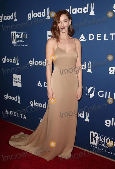 Ana Polvorosa Photo - 13 April 2018 - Beverly Hills California - Ana Polvorosa 29th Annual GLAAD Media Awards at The Beverly Hilton Hotel Photo Credit F SadouAdMedia