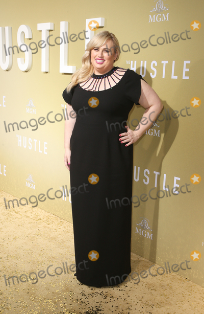 Rebel Wilson Photo - 08 May 2019 - Hollywood California - Rebel Wilson Premiere Of MGMs The Hustle  held at The ArcLight Hollywood Photo Credit Faye SadouAdMedia