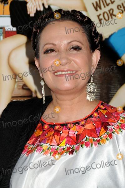 Adriana Barraza Photo - 18 January 2011 - Los Angeles California - Adriana Barraza From Prada to Nada World Premiere held at Regal Cinemas LA Live Photo Byron PurvisAdMedia