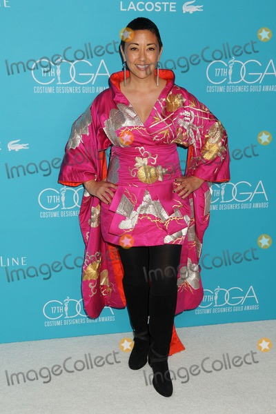 Ane Crabtree Photo - 17 February 2015 - Beverly Hills California - Ane Crabtree 17th Annual Costume Designers Guild Awards held at the Beverly Hilton Hotel Photo Credit Byron PurvisAdMedia