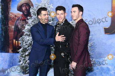 Joe Corr Photo - 09 December 2019 - Hollywood California - The Jonas Brothers Joe Jonas Nick Jonas Kevin Jonas Jumanji The Next Level Los Angeles Premiere  held at TCL Chinese Theatre Photo Credit Birdie ThompsonAdMedia