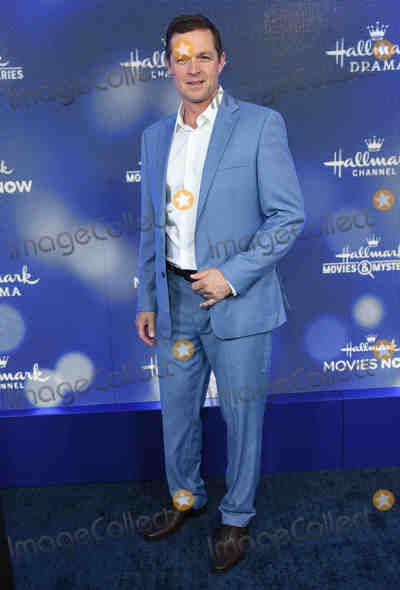 Eric Close Photo - 26 July 2019 - Beverly Hills California - Eric Close Hallmark Channel and Hallmark Movies  Mysteries 2019 Summer TCA held at a Private Residence Photo Credit Birdie ThompsonAdMedia
