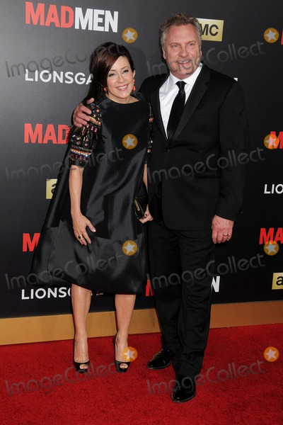 David Hunt Photo - 25 March 2015 - Los Angeles California - Patricia Heaton David Hunt Mad Men Final 7 Episodes Celebration held at the Dorothy Chandler Pavilion Photo Credit Byron PurvisAdMedia