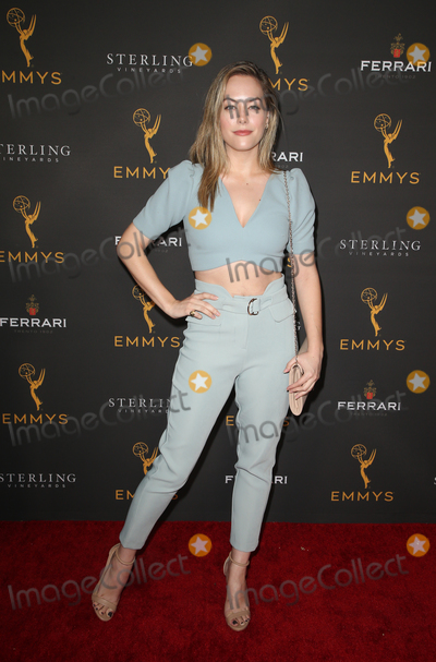 Annika Noelle Photo - 28 August 2019 - North Hollywood California - Annika Noelle 2019 Daytime Programming Peer Group Celebration held at Saban Media Center Photo Credit FSadouAdMedia