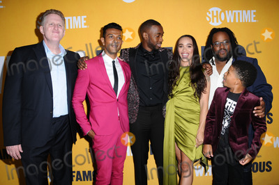 Cleopatra Coleman Photo - 27 September  2017 - West Hollywood California - Michael Rapaport Utkarsh Ambudkar Lonnie Chavis Jay Pharoah Cleopatra Coleman Jacob Ming-Trent World premiere of Showtimes White Famous held at The Jeremy in West Hollywood Photo Credit Birdie ThompsonAdMedia