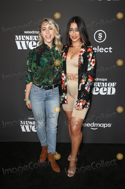Alicia Naomi Photo - 1 August 2019 - Los Angeles California - Caylee Cowan Alicia Naomi Weedmaps Museum of Weed Exclusive Preview Celebration held at Weedmaps Museum Pop Up Photo Credit FSadouAdMedia