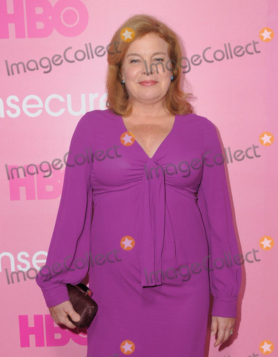 Catherine Curtain Photo - 06 October 2016 - Los Angeles California Catherine Curtain Premiere of HBOS new comedy series Insecure held at Nate Holden Performing Arts Center Photo Credit Birdie ThompsonAdMedia