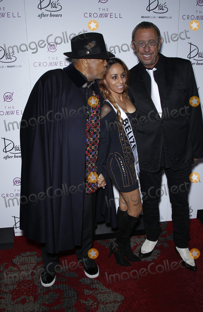Victor Drai Photo - 31 October 2015 - Las Vegas NV - Quincy Jones Guest Victor Drai Drais and Quincy Jones present Thriller featuring Chris Brown on Halloween Photo Credit MJTAdMedia