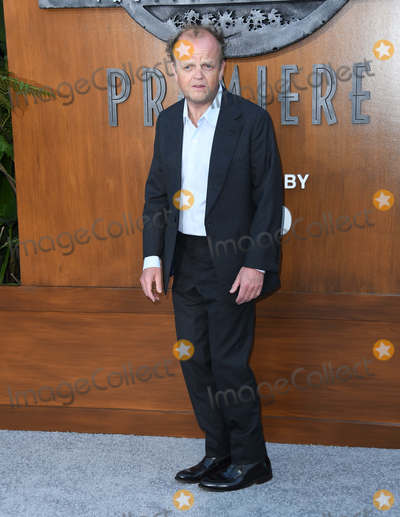 Toby Jones Photo - 12 June 2018 - Los Angeles California - Toby Jones Jurassic World Fallen Kingdom Los Angeles Premiere held at Walt Disney Concert Hall Photo Credit Birdie ThompsonAdMedia