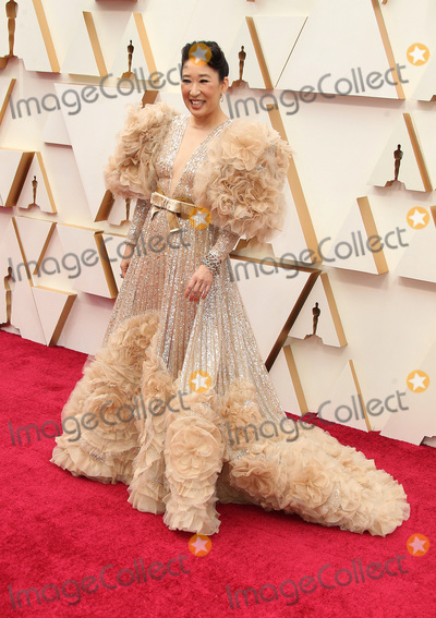 Sandra Oh Photo - 09 February 2020 - Hollywood California - Sandra Oh 92nd Annual Academy Awards presented by the Academy of Motion Picture Arts and Sciences held at Hollywood  Highland Center Photo Credit AdMedia