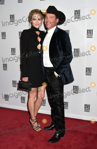 Clay Walker Photo - 01 November 2016 - Nashville Tennessee - Clay Walker Jessica Craig 64th Annual BMI Country Awards 2016 BMI Country Awards held at BMI Music Row Headquarters Photo Credit Laura FarrAdMedia