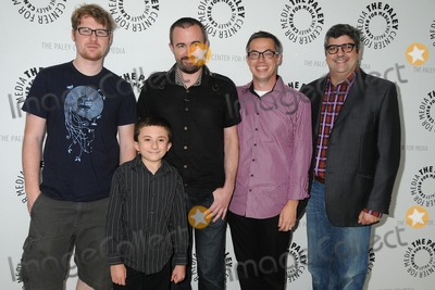 Justin Roiland Photo - 13 August 2011 - Beverly Hills California - Justin Roiland Atticus Shaffer Maxwell Atoms Noah Z Jones and Dana Snyder PaleyFest Family 2011 Presents Disneys Fish Hooks held at The Paley Center for Media Photo Credit Byron PurvisAdMedia
