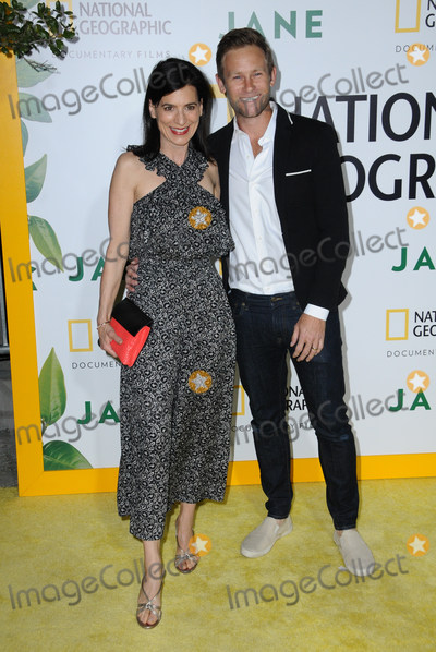Perrey Reeves Photo - 09 October  2017 - Hollywood California - Perrey Reeves LA premiere of National Geographic Documentary Films Jane held at Hollywood Bowl in Hollywood Photo Credit Birdie ThompsonAdMedia