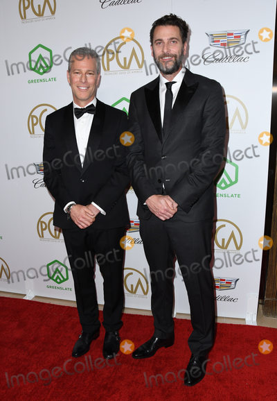 Andrew Form Photo - 19 January 2019 - Beverly Hills California - Brad Fuller Andrew Form 2019 Annual Producers Guild Awards held at Beverly Hilton Hotel Photo Credit Birdie ThompsonAdMedia