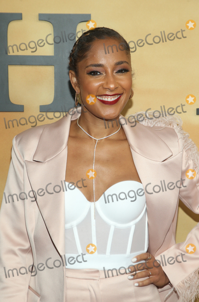 Amanda Seales Photo - 29 October 2019 - Los Angeles California - Amanda Seales the Los Angeles Premiere of Harriet held at The Orpheum Theatre Photo Credit FSAdMedia
