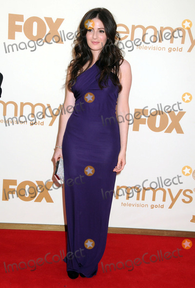 Aleksa Palladino Photo - 18 September 2011 - Los Angeles California - Aleksa Palladino 63rd Primetime Emmy Awards held at Nokia Theatre LA Live Photo Credit Byron PurvisAdMedia