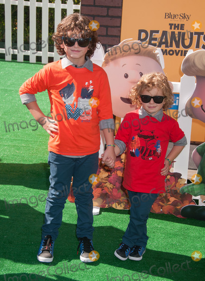 August Maturo Photo - 1 November 2015 - Westwood California - August Maturo The Peanuts Movie Los Angeles Premiere held at the Regency Village Theatre Photo Credit Byron PurvisAdMedia