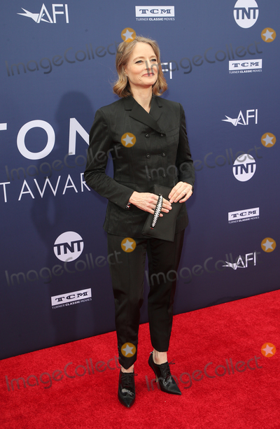 Jodie Foster Photo - 6 June 2019 - Hollywood California - Jodie Foster The American Film Institutes 47th Life Achievement Award Gala Tribute To Denzel Washington  held at Dolby Theatre Photo Credit Faye SadouAdMedia