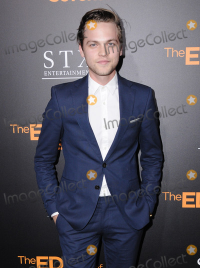 Alexander Calvert Photo - 09 November 2016 - Los Angeles California Alexander Calvert Screening Of STX Entertainments The Edge Of Seventeen at Regal LA Live Stadium 14 Photo Credit Birdie ThompsonAdMedia