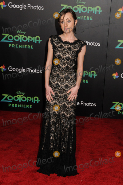 Allisyn Arm Photo - 17 February 2016 - Hollywood California - Allisyn Arm Zootopia Los Angeles Premiere held at the El Capitan Theatre Photo Credit Byron PurvisAdMedia