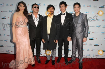 Alden Richards Photo - 9 May 2012 - Hollywood California - Rhian Ramos Marvin Agustin Manny Pacquiao Derrick Monasterio Alden Richards Screening Of Freestyle Releasings The Road Held At The Arclight Theatres Photo Credit Kevan BrooksAdMedia
