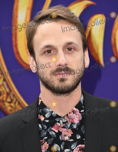 Adam McArthur Photo - 21 May 2019 - Hollywood California - Adam McArthur Disneys Aladdin Los Angeles Premiere held at El Capitan Theatre Photo Credit Birdie ThompsonAdMedia