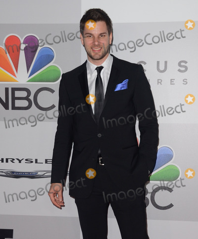 TIM MOREHOUSE Photo - 12 January 2014 - Los Angeles California - Tim Morehouse (Olympic Fencer) Arrivals for the NBC Universal Golden Globe After-Party at the Beverly Hilton Hotel in Los Angeles Ca Photo Credit Birdie ThompsonAdMedia