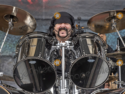 Youngstown Photo - 22 June 2018 - Youngstown Ohio - Drummer and Co-founder of the heavy metal band Pantera VINNIE PAUL ABBOTT died at the age of 54 on Friday which the band announced on Facebook No immediate cause of death was provided  Photo Credit Jason L NelsonAdMedia                 Original caption 21 May 2016 - Drummer Vinnie Paul Abbott performs with is band Hellyeah during their set at the Rock on the Range Festival in Columbus Ohio held at MAPFRE Stadium This was the first time that Vinnie Paul performed in Columbus since his brother Dimebag Darrell Abbott was shot and killed by a gunman on stage during a performance with his brother at the Alrosa Villa on December 4 2004 with their band Damageplan