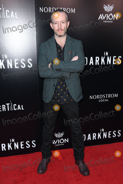 Anthony Byrne Photo - 23 May 2018 - Hollywood California - Anthony Byrne In Darkness Los Angeles Angeles Premiere held at ArcLight Hollywood  Photo Credit Birdie ThompsonAdMedia
