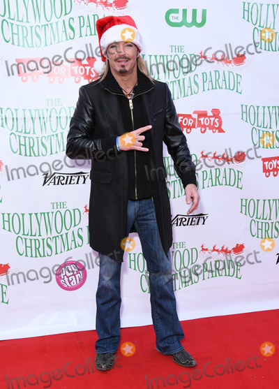 The 88 Photo - 01 December 2019 - Hollywood California - Brett Michaels The 88th Annual Hollywood Christmas Parade  held at Hollywood Blvd Photo Credit Birdie ThompsonAdMedia