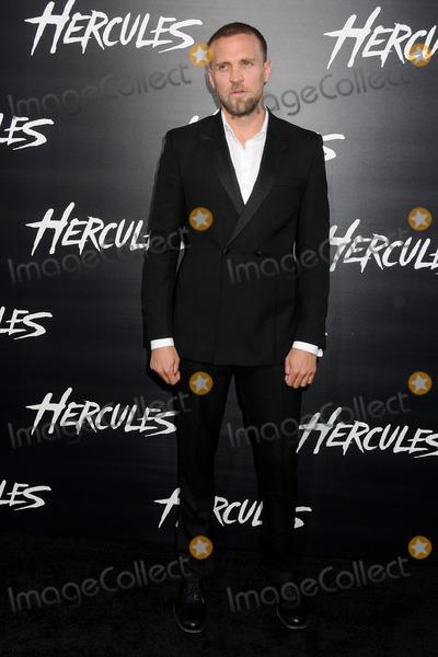 Tobias Santelmann Photo - 23 July 2014 - Hollywood California - Tobias Santelmann Hercules Los Angeles Premiere held at the TCL Chinese Theatre Photo Credit Byron PurvisAdMedia