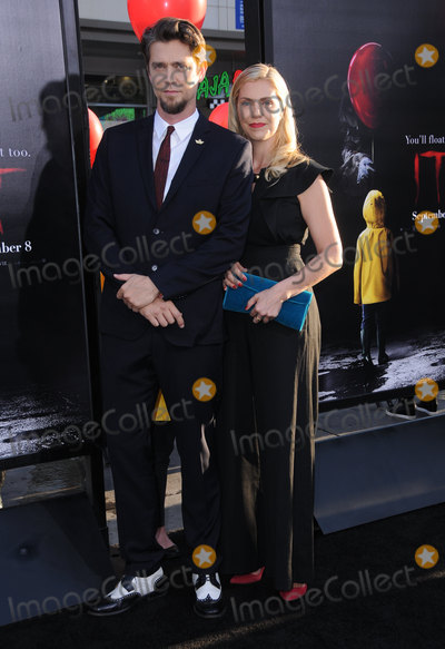 Andy Muschetti Photo - 05 September  2017 - Hollywood California - Andy Muschetti Barbara Muschetti World Premiere of IT held at TCL Chinese Theater in Hollywood Photo Credit Birdie ThompsonAdMedia