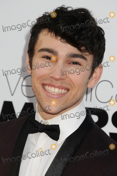 Max Schneider Photo - 12 March 2014 - Hollywood California - Max Schneider Veronica Mars Los Angeles Premiere held at the TCL Chinese Theatre Photo Credit Byron PurvisAdMedia