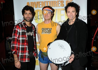 Ari Gold Photo - 27 January 2011 - Hollywood California - Adrian Grenier Ari Gold and Terry Bozzio Adventures of Power DVD Launch and Charity Auction Benefiting VH1s Save The Music Foundation held at Bar Lubitsch Photo Byron PurvisAdMedia