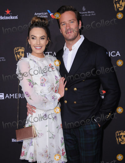 Armie Hammer Photo - 06 January 2018 - Beverly Hills California - Armie Hammer 2018 BAFTA Tea Party held at The Four Seasons Los Angeles at Beverly Hills in Beverly Hills Photo Credit Birdie ThompsonAdMedia