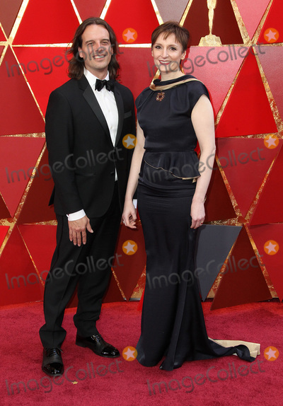 Nora Twomey Photo - 04 March 2018 - Hollywood California - Anthony Leo and Nora Twomey 90th Annual Academy Awards presented by the Academy of Motion Picture Arts and Sciences held at the Dolby Theatre Photo Credit AdMedia