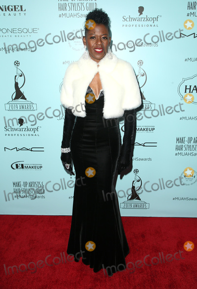 Angie Wells Photo - 16 February 2019 - Los Angeles California -  6th Annual Make-Up Artists and Hair Stylists Guild Awards held at The Novo at LA Live Photo Credit Faye SadouAdMedia16 February 2019 - Los Angeles California - Angie Wells 6th Annual Make-Up Artists and Hair Stylists Guild Awards held at The Novo at LA Live Photo Credit Faye SadouAdMedia