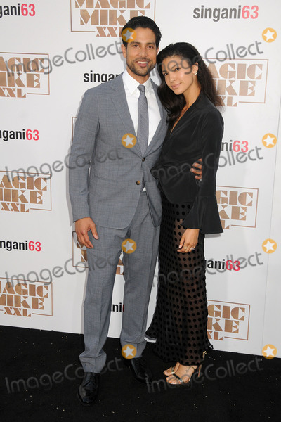 Adam Rodriguez Photo - 25 June 2015 - Hollywood California - Adam Rodriguez Magic Mike XXL Los Angeles Premiere held at the TCL Chinese Theatre Photo Credit Byron PurvisAdMedia