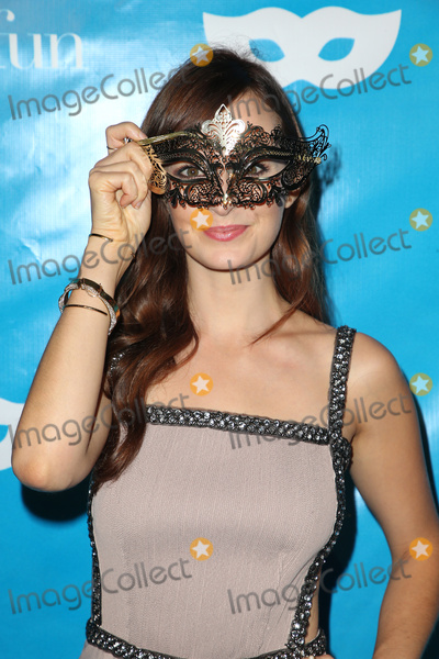 Ahna OReilly Photo - 27 October 2017 - Los Angeles California - Ahna OReilly UNICEF Next Generation Masquerade Ball held at Cliftons Republic Photo Credit F SadouAdMedia