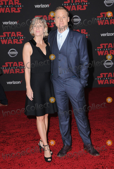 Alan Tudyk Photo - 09 December  2017 - Los Angeles California - Alan Tudyk Premiere Of Disney Pictures And Lucasfilms Star Wars The Last Jedi held at The Shrine Auditorium  in Los Angeles Photo Credit Birdie ThompsonAdMedia