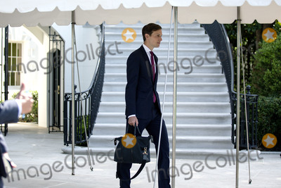 White House Photo - Jared Kushner Assistant to the President and Senior Advisor walks to the South Lawn of the White House in Washington DC US as United States President Donald J Trump departs for Yuma Arizona on Tuesday June 23 2020  Trump stated that he authorized the Federal government to arrest any demonstrator caught vandalizing US monuments with a punishment of up to 10 years in prison  Credit Stefani Reynolds  CNPAdMedia