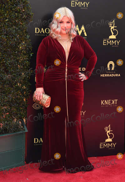 Risa Dorken Photo - 29 April 2018 -Pasadena California - Risa Dorken 45th Annual Daytime Emmy Awards held at Pasadena Civic Center Photo Credit Birdie ThompsonAdMedia