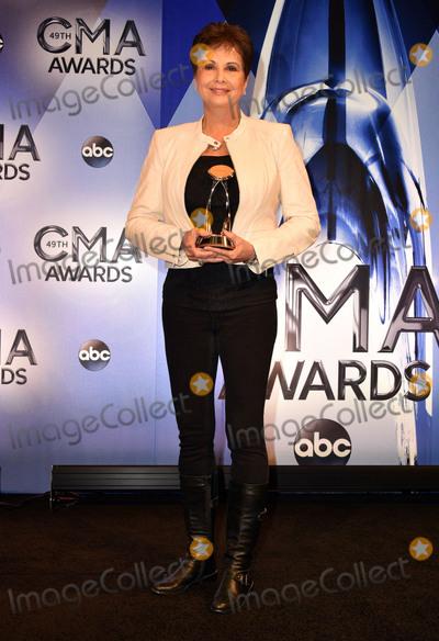 Nancy Jones Photo - 04 November 2015 - Nashville Tennessee - Nancy Jones 49th Annual CMA Awards CMA Awards 2015 Country Musics Biggest Night held at Bridgestone Arena Photo Credit AdMedia
