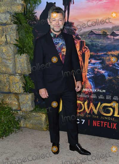 Andy Serkis Photo - 28 November 2018 - Hollywood California - Andy Serkis Netflixs Mowgli Legend of the Jungle Los Angeles Screening held at The Acrlight Hollywood Photo Credit Birdie ThompsonAdMedia