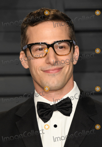 Andy Samberg Photo - 04 March 2018 - Los Angeles California - Andy Samberg 2018 Vanity Fair Oscar Party hosted following the 90th Academy Awards held at the Wallis Annenberg Center for the Performing Arts Photo Credit Birdie ThompsonAdMedia