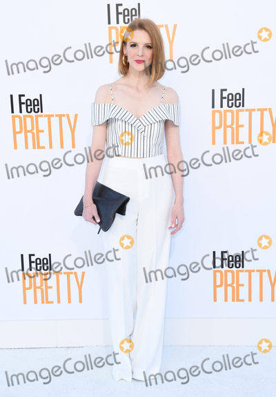 Ashley Bell Photo - 17 April 2018 -  Westwood California - Ashley Bell I Feel Pretty Los Angeles Premiere held at Westwood Village Theater Photo Credit Birdie ThompsonAdMedia