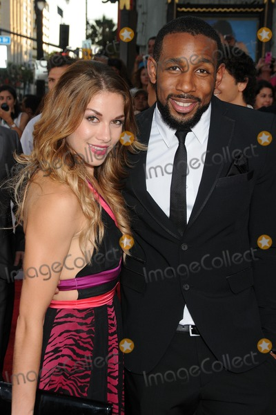 Stephen Boss Photo - 17 July 2012 - Hollywood California - Stephen Boss tWitch Step Up Revolution Los Angeles Premiere held at Graumans Chinese Theatre Photo Credit Byron PurvisAdMedia
